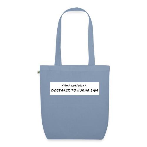 firma kurierska tyl - Ekologiczna torba materiałowa