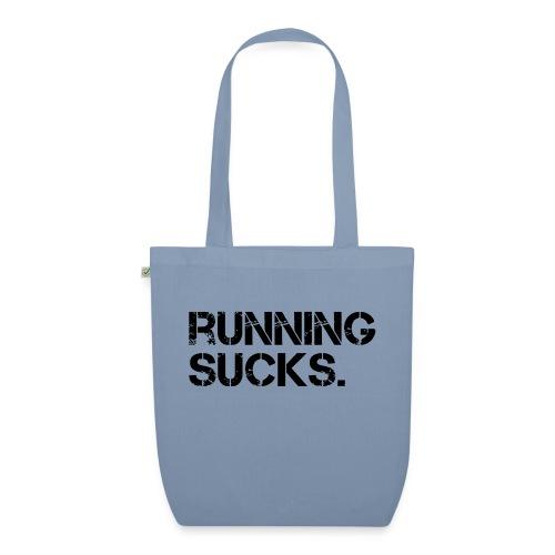 Running Sucks - Bio-Stoffbeutel