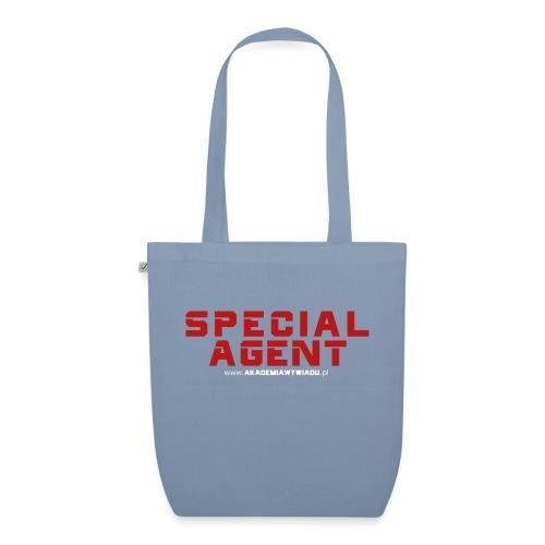 Emblemat Special Agent marki Akademia Wywiadu™ - Ekologiczna torba materiałowa