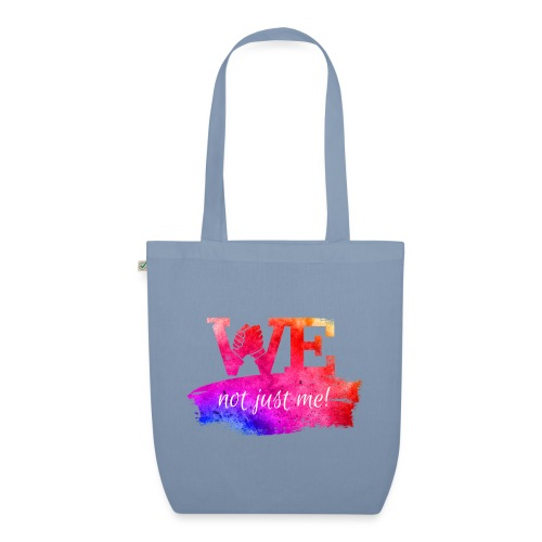 We Not Just Me - EarthPositive Tote Bag