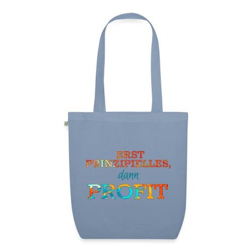 Erst Prinzipielles, dann Profit - EarthPositive Tote Bag