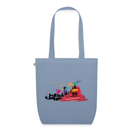 Belicta Castelbarco - Create Your Revolution - EarthPositive Tote Bag