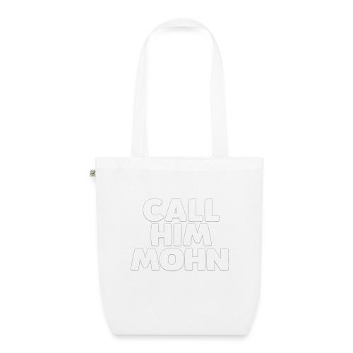 CallHimMohn - Bio-Stoffbeutel