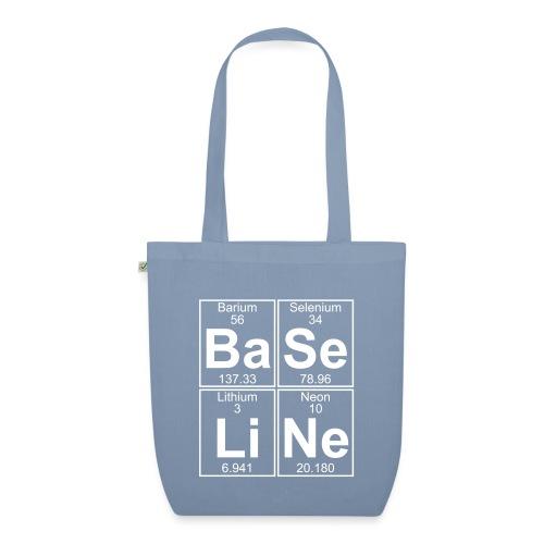 Ba-Se-Li-Ne (baseline) - Full - EarthPositive Tote Bag
