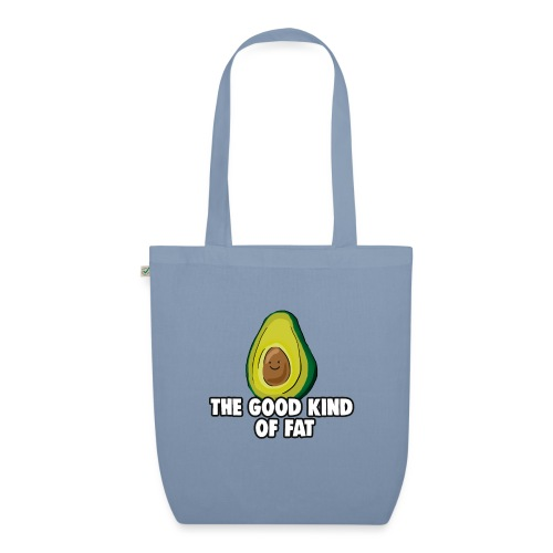 Avocado: The Good Kind of Fat - EarthPositive Tote Bag