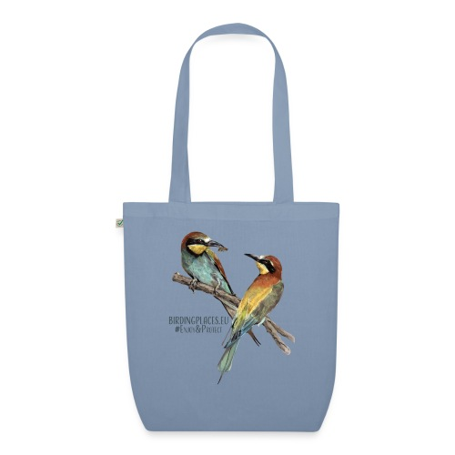 Bee-eater Birdingplaces - EarthPositive Tote Bag