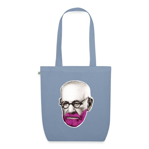 Pink Freud - EarthPositive Tote Bag