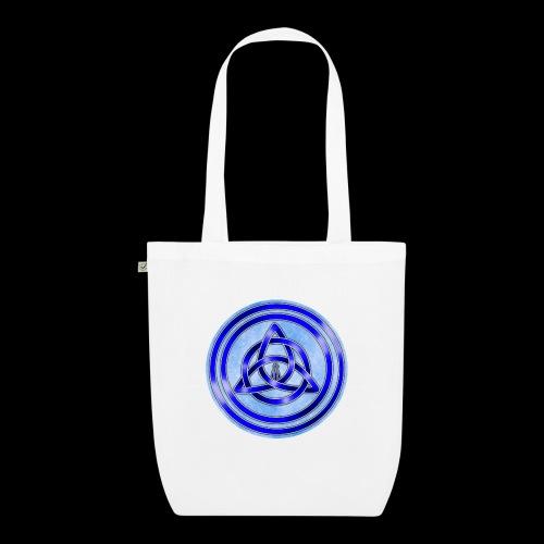 Awen Triqueta Circle - EarthPositive Tote Bag