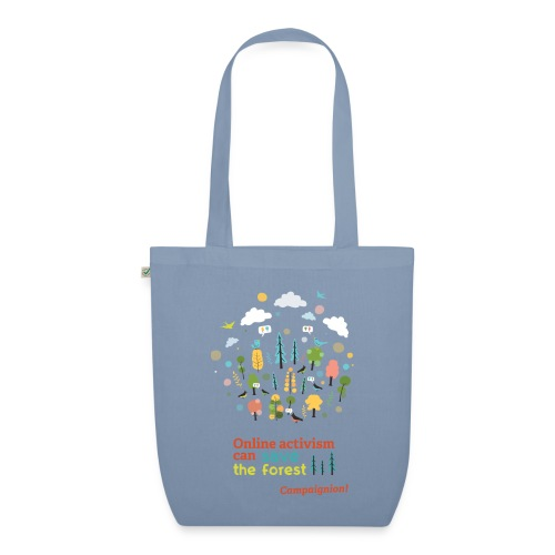 Save the forest - EarthPositive Tote Bag