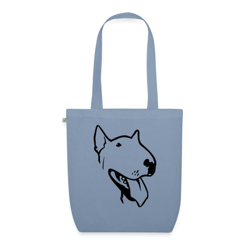 bull terrier2 - EarthPositive Tote Bag