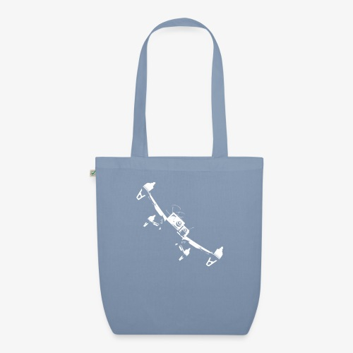 quadflyby2 - EarthPositive Tote Bag