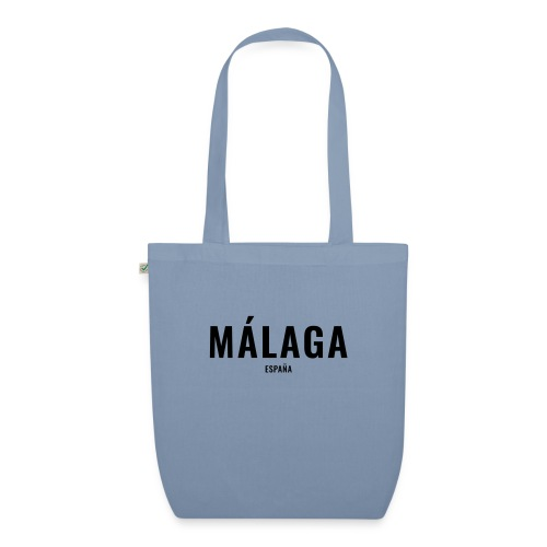 Málaga España - Bio stoffen tas