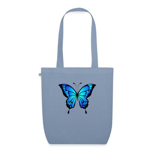 Mariposa - Bolsa de tela ecológica