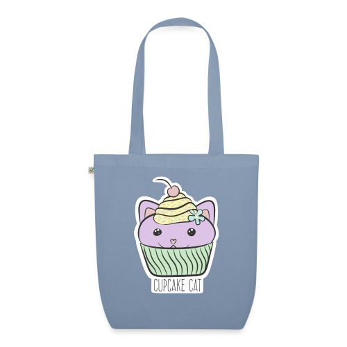 Cupcake Cat - Bio-Stoffbeutel