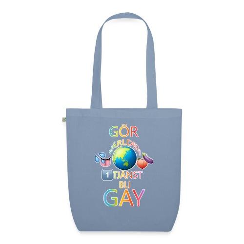 Gör Världen En Tjänst, Bli Gay LBGTQ+ - Ekologisk tygväska