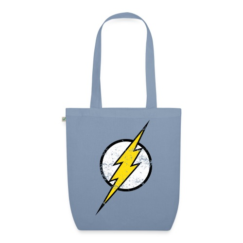 DC Comics Justice League Flash Logo - Bio-Stoffbeutel