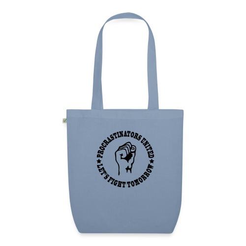 Procrastinators united - EarthPositive Tote Bag