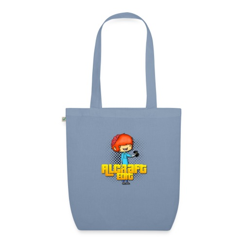 Diseño Simple AlCraft Edit - Bolsa de tela ecológica