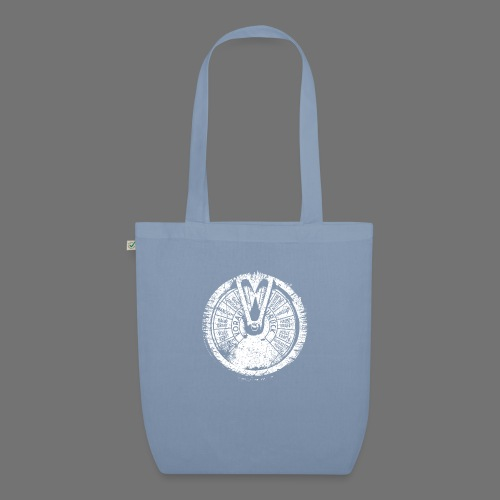 Maschinentelegraph (white oldstyle) - EarthPositive Tote Bag