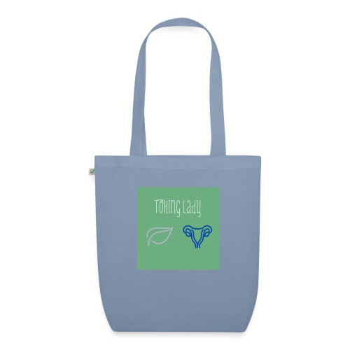 Toking Lady - EarthPositive Tote Bag