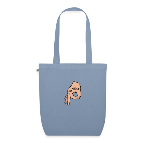 The Circle Game Gotcha - EarthPositive Tote Bag