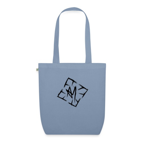 Across Yourself - Logo black transparent - EarthPositive Tote Bag