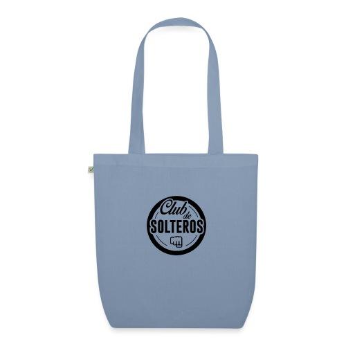Club de Solteros (logo negro) - Bolsa de tela ecológica