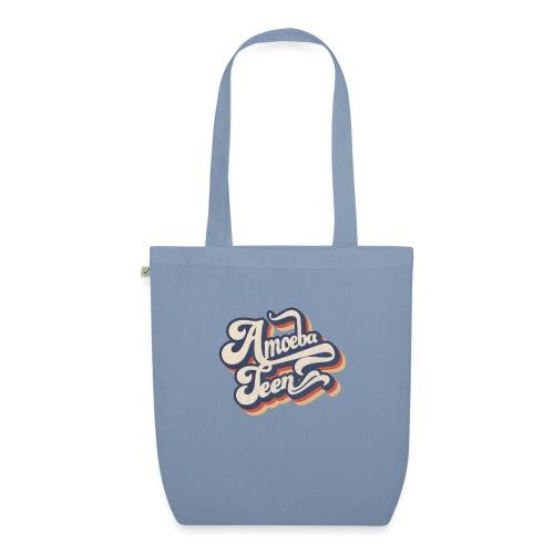 Amoeba Teen 3D Swirl Logo - EarthPositive Tote Bag