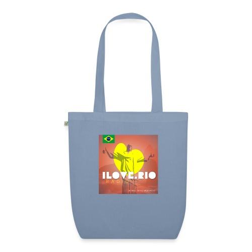 I LOVE RIO RADIO - EarthPositive Tote Bag
