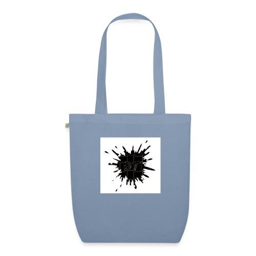 Blacktuber Splash Logo - Bio stoffen tas