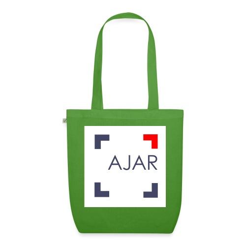 AJAR Logo - Sac en tissu biologique