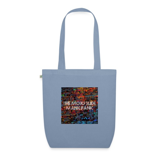 Manic Panic - Design 1 - EarthPositive Tote Bag