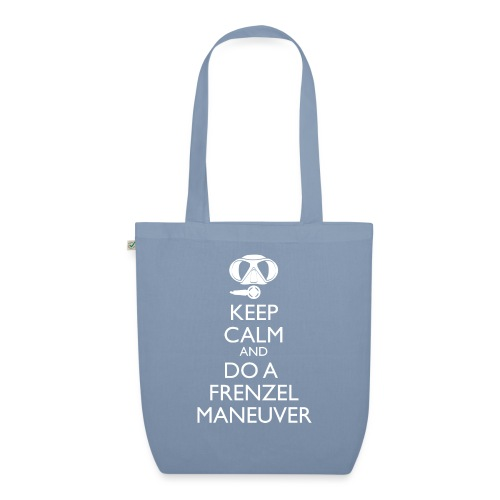 Keep calm and Frenzel - Bio-Stoffbeutel