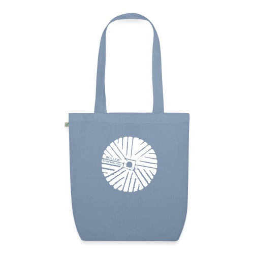 White chest logo sweat - EarthPositive Tote Bag