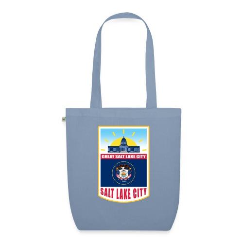 Utah - Salt Lake City - EarthPositive Tote Bag