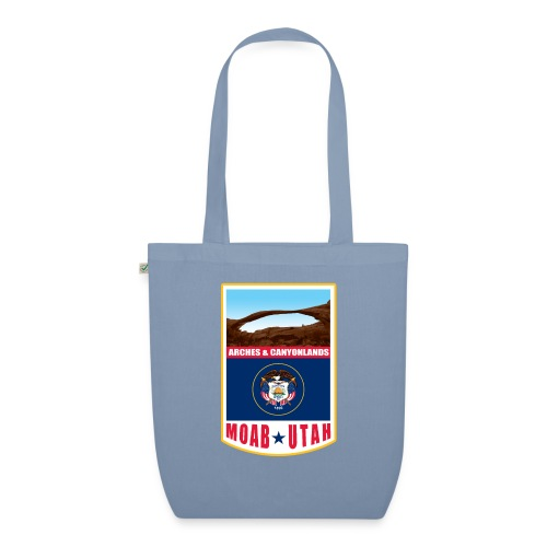 Utah - Moab, Arches & Canyonlands - EarthPositive Tote Bag