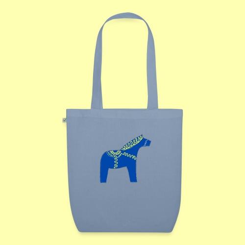 Dala by Pinni Art® blue - Bio-Stoffbeutel