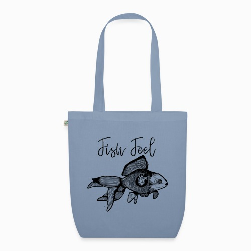 Fish Feel - EarthPositive Tote Bag
