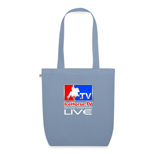 IceHorse logo - EarthPositive Tote Bag