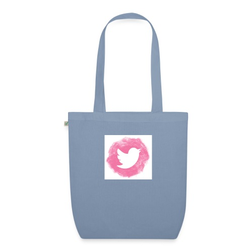 pink twitt - EarthPositive Tote Bag
