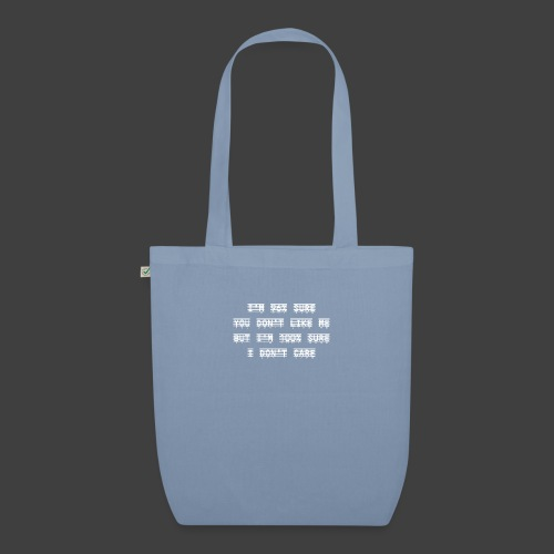 96% - EarthPositive Tote Bag