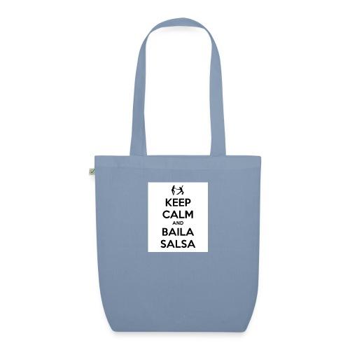 keep-calm-and-baila-salsa-41 - Borsa ecologica in tessuto