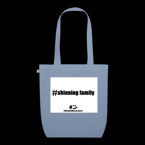 shinning family - Sac en tissu biologique