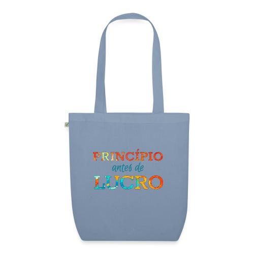 Princípio antes de Lucro - EarthPositive Tote Bag
