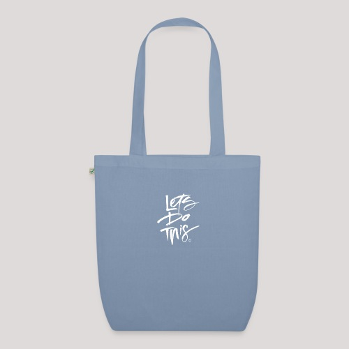 LDT Clear MASTER WHITE - EarthPositive Tote Bag