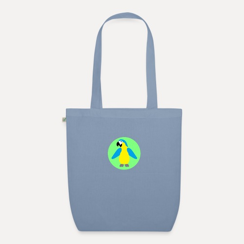 Yellow-breasted Macaw - EarthPositive Tote Bag