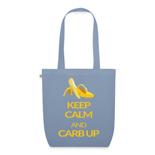 KEEP CALM and CARB UP - Bio-Stoffbeutel
