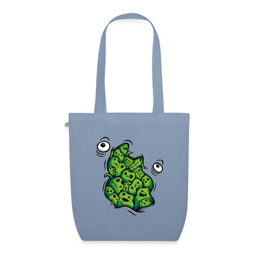 Getting Outside (green version) - EarthPositive Tote Bag
