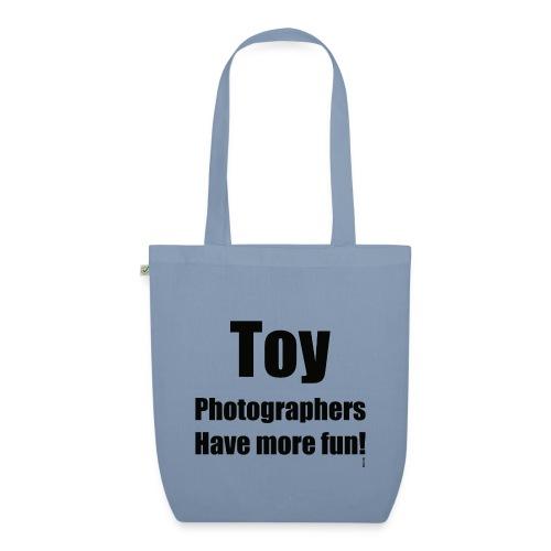 Toy photographers have more fun - Ekologisk tygväska