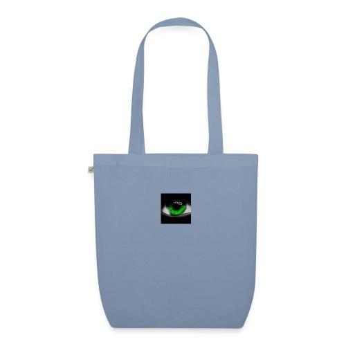 Green eye - EarthPositive Tote Bag